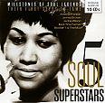 5 Soul Stars - First Steps to Fame von Verschiedene Interpreten für 13,99€