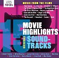 Filmmusik: 15 Movie Highlights - Original Soundtracks von Verschiedene Interpreten für 13,99 €