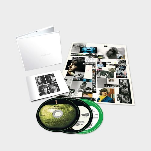White Album Limited-Deluxe-Edition von The Beatles für 20,99 €