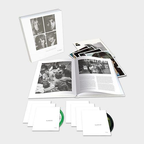 White Album Limited-Super-Deluxe-Edition von The Beatles für 139,99€