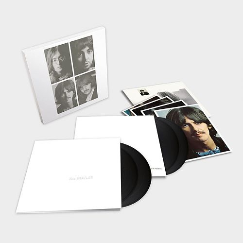 The Beatles: The Beatles White Album 180g für 44,99 €
