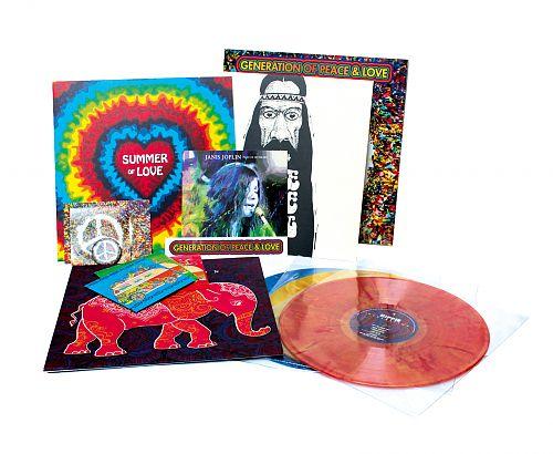 Generation Of Peace & Love - Limitierte Woodstock Fanbox für 59,99€