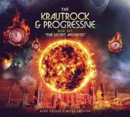 The Krautrock & Progressive Boxset: The Secret Archives von Verschiedene Interpreten für 14,99 €