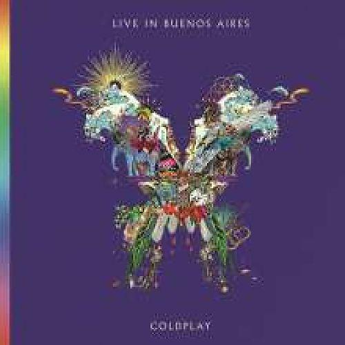 Live In Buenos Aires von Coldplay für 7,99€