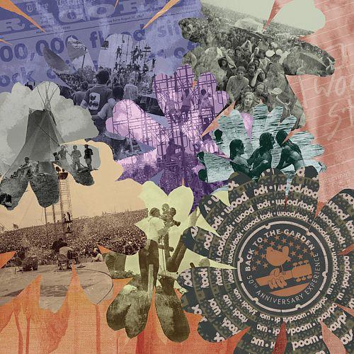 Woodstock - Back To The Garden 50th Anniversary Collection von Verschiedene Interpreten für 164,99€