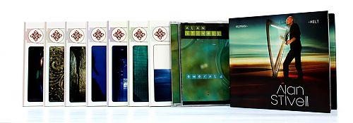 Alan-Stivell-Paket 8 CDs von Verschiedene Interpreten für 29,99€