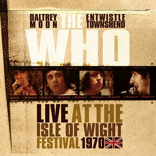 Live At The Isle Of Wight Festival 1970 Limited-Numbered-Edition von The Who für 26,99€