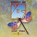 House Of Yes: Live From House Of Blues Limited-Numbered-Edition von Yes für 26,99 €