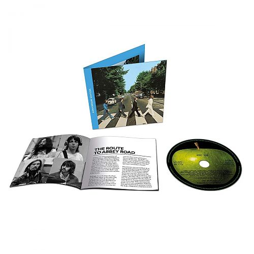 Abbey Road - 50th Anniversary von The Beatles für 17,99 €