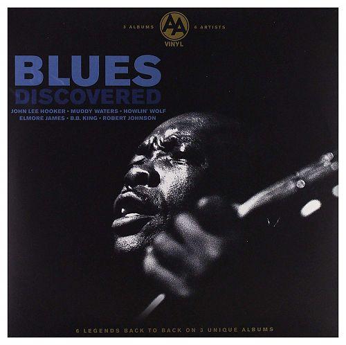 Blues Discovered für 19,99€