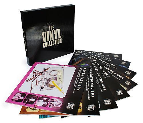 The Perfect Vinyl Collection Deluxe-Ausgabe für 29,99€
