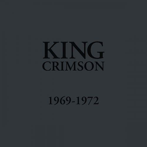 1969 - 1972 200g Limited-Edition-Vinyl-Boxed-Set von King Crimson für 159,99€