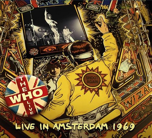 Live In Amsterdam 1969 -Transmissions von The Who für 14,99 €