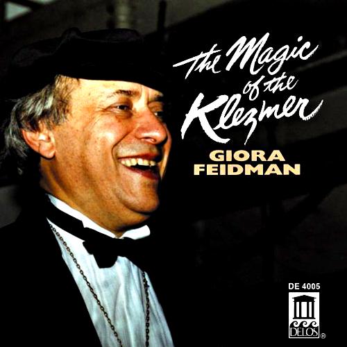 The Magic of the Klezmer von Giora Feidman für 13,99€