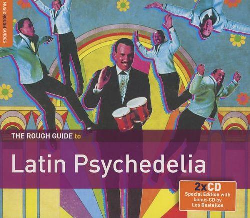 Latin Psychedelia Special Edition von Verschiedene Interpreten für 9,99€