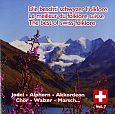 Die beschti schwyzer Folklore Vol. 7 von Verschiedene Interpreten für 3,99€