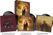The Book of Secrets 20th Anniversary Collectors Set Limited-Numbered-Edition von Loreena McKennitt für 69,99€