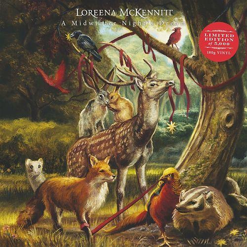 A Midwinter Nights Dream Limited Numbered Edition von Loreena McKennitt für 19,99€