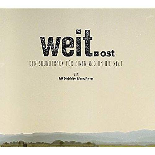 weit. Der Soundtrack für einen Weg um die Welt O.S.T. von Diverse für 12,00€