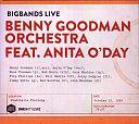 Bigbands Live von Benny Goodman Orchestra & Anita ODay für 4,99€