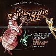 La Grande Histoire Du Jazz 2 - From Middle Jazz to Be-Bop 1952-1955 von Verschiedene Interpreten für 29,99€