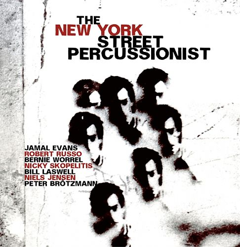 The New York Street Percussionist für 7,99 €