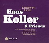 Hans Koller & Friends: Legends Live 1959 & 1960 von Hans Koller für 4,99€