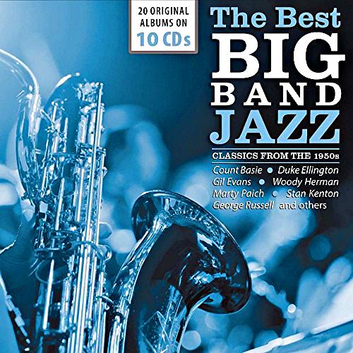 The Best Big Bands - Jazz Classics from the 1950s von Verschiedene Interpreten für 13,99€