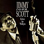 All of me: Live in Tokyo 2003 Japan Import von Jimmy Scott für 18,99 €