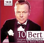 10 Original Albums von Bert Kaempfert für 13,99€