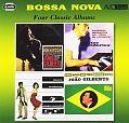 Four Classic Albums von Bossa Nova für 8,99€