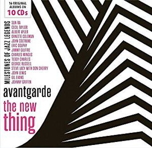 Avantgarde - The New Thing Milestones of Jazz Legends von Verschiedene Interpreten für 12,99 €