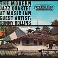 The Modern Jazz Quartet - Live At Music Inn: Guest Artist Sonny Rollins Japan-Ausgabe von The Modern Jazz Quartet für 7,99€