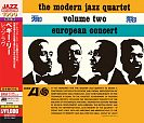 European Concert Volume Two von The Modern Jazz Quartet für 6,99 €