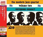 European Concert Volume Two von The Modern Jazz Quartet für 6,99€