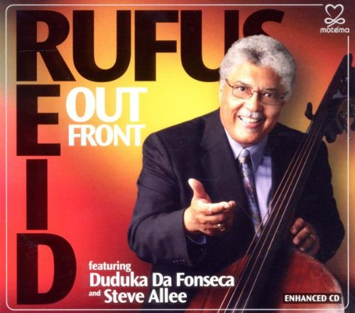 Out Front Digipack von Rufus Reid für 6,99€