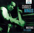 Milestones of a Legend 17 Original Albums von Charles Mingus für 13,99€