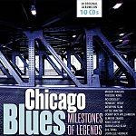 Chicago Blues - Milestones of Legends 20 Original Albums von Verschiedene Interpreten für 13,99€