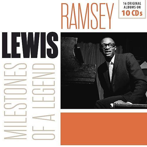Milestones of a Legend 16 Original Albums von Ramsey Lewis für 12,99€