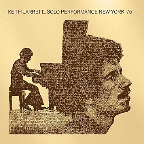 Solo Performance New York 1975 von Keith Jarrett für 9,99 €