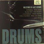Drums - Milestones of Legends von Verschiedene Interpreten für 13,99€