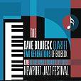 Dave Brubeck Quartet: Two Generations Of Brubeck-At The Apollo 1973 von Verschiedene Interpreten für 9,99€