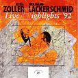 Live Highlights 92 von Attila Zoller & Wolfgang Lackerschmid für 5,99€