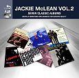 7 Classic Albums Vol. 2 von Jackie McLean für 6,99€