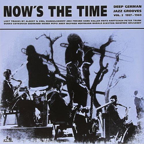 Nows The Time - Deep German Jazz Grooves Vol. 2 von KollerMangelsdorffHartschuh für 11,99 €