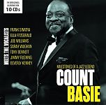 Count Basie: Meets The Vocalists - Milestones Of A Jazz Legend von Verschiedene Interpreten für 13,99 €