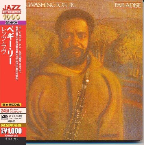 Paradise Japan-Optik mit OBI-Card von Grover Washington Jr. für 6,99€