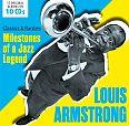 Louis Armstrong: Classics And Rarities - Milestones of a Jazz Legend von Verschiedene Interpreten für 13,99€