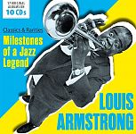 Louis Armstrong: Classics And Rarities - Milestones of a Jazz Legend von Verschiedene Interpreten für 13,99 €