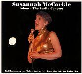 Susannah McCorkle: Adeus - The Berlin Concert von Verschiedene Interpreten für 6,99€